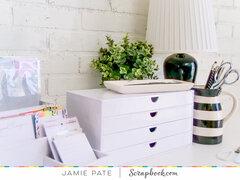 How To Get Organized : 4 Drawer Organizer