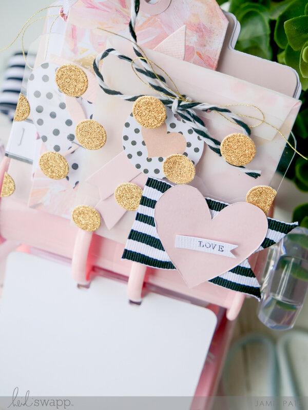 Love MemoryDex Card ~ Blush Spinner