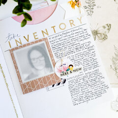 Take Inventory ~ Storyline Chapters Journaler