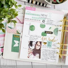 April Memory Planner Recap