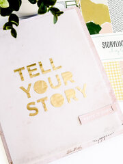 Tell Your Story ~ Storyline Chapters