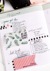 March Planner Pages ~ Storyline Chapters