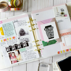 Memory Planner Tips and Ideas