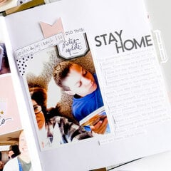 Stay Home ~ Storyline Chapters