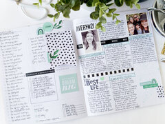 Best Ways In a Planner ~ Storyline Chapters Planner