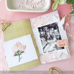Passport Mini Album ~ Storyline Chapters