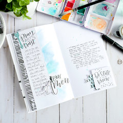 Illustrated Faith Faith Over Fear Journal