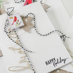 DIY Simple Holiday Cards
