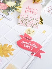 Visual Gratitude Calendar