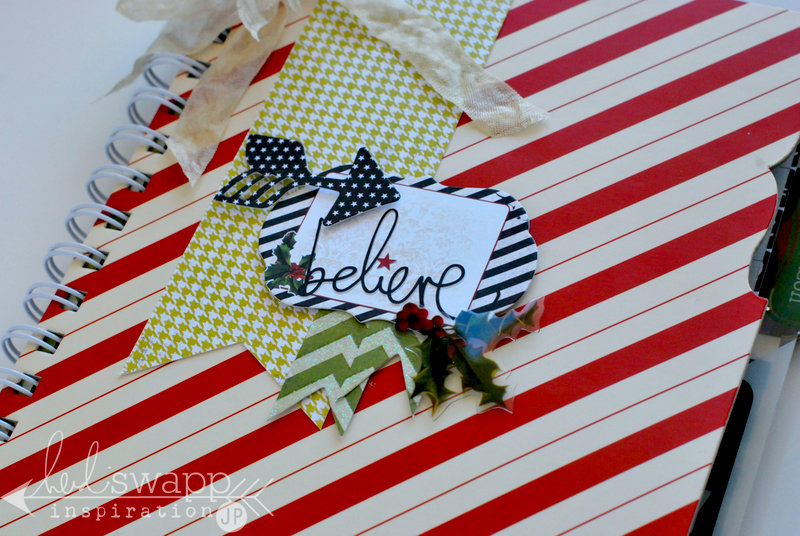 Believe Mini Memory File Album