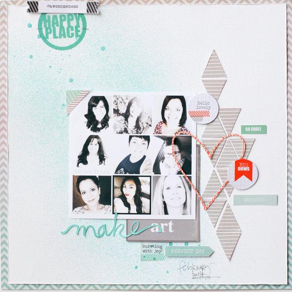 make art ~ chic tags