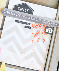 Sentiment Journaling Cards