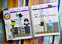 Planner Love: Boos and Brews