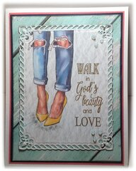 """""""Walk In God's Beauty and Love"""""""