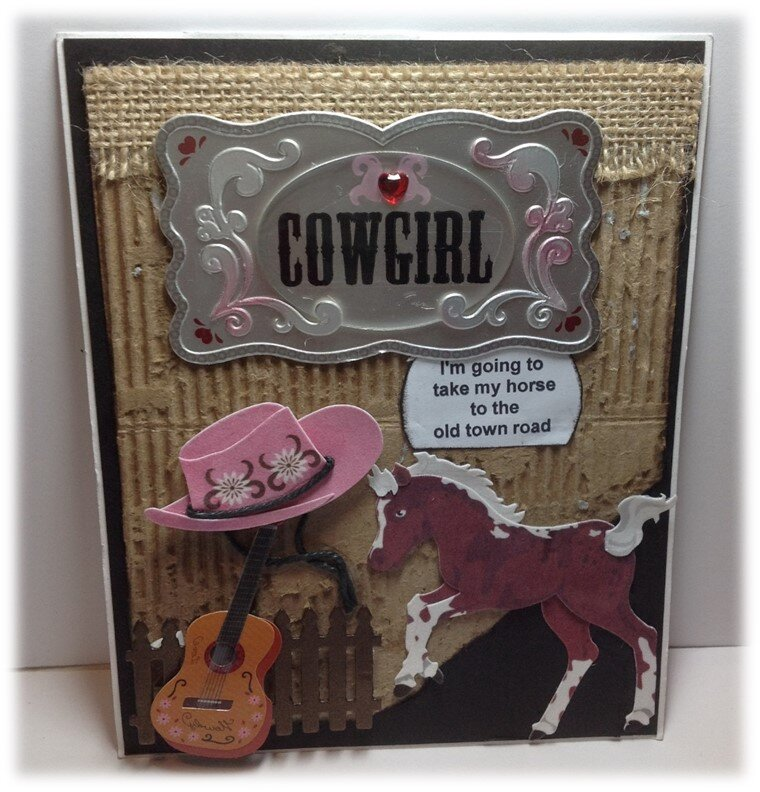 """""""Cowgirl"""""""
