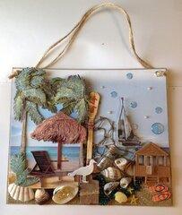 """""""Beach Tag"""""""
