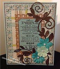 To My Scrapbook.com Gallery Friends