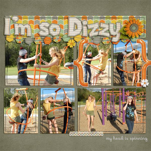 I'm So Dizzy