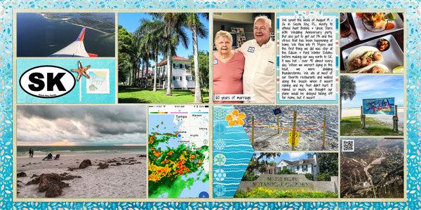 A Week in Siesta Key (before Irma)
