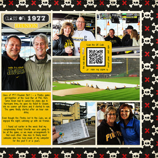 High School Reunion Part 1 at PNC Park, right side