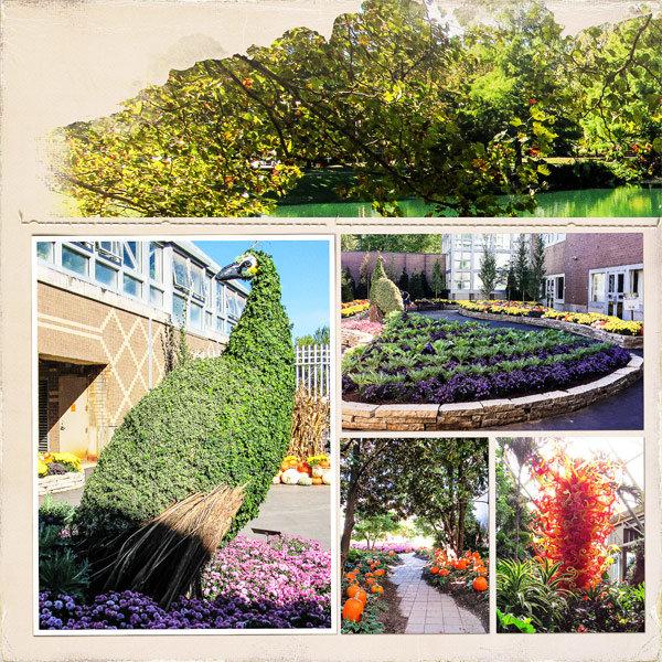 Franklin Park Botanical Garden, left