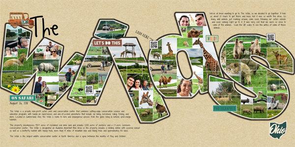 The Wilds Safari Park