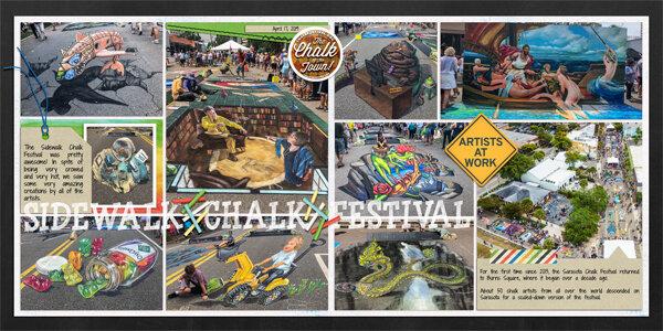 Sidewalk Chalk festival2