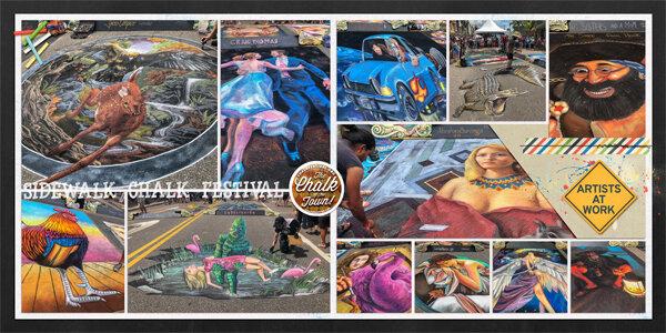 Sidewalk Chalk Festival3