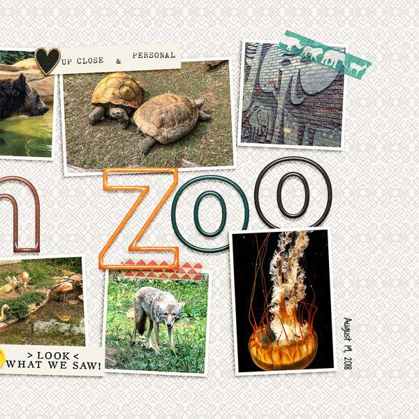 Akron Zoo, right