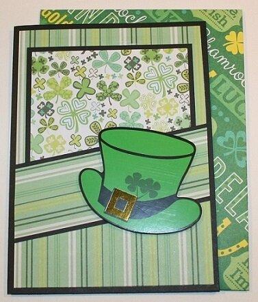 ST PATRICKS CARD