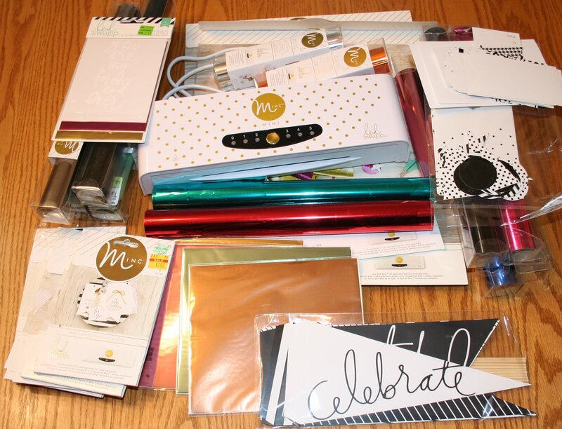 MACHINE, FOILS, PROJECTS FOR $25