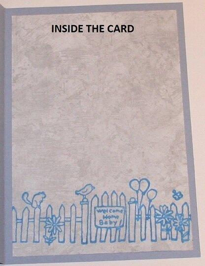 INSIDE THE CARD