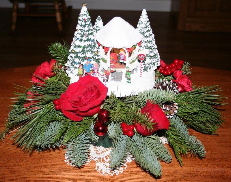 CHRISTMAS EVE-2016-OUR HOUSE