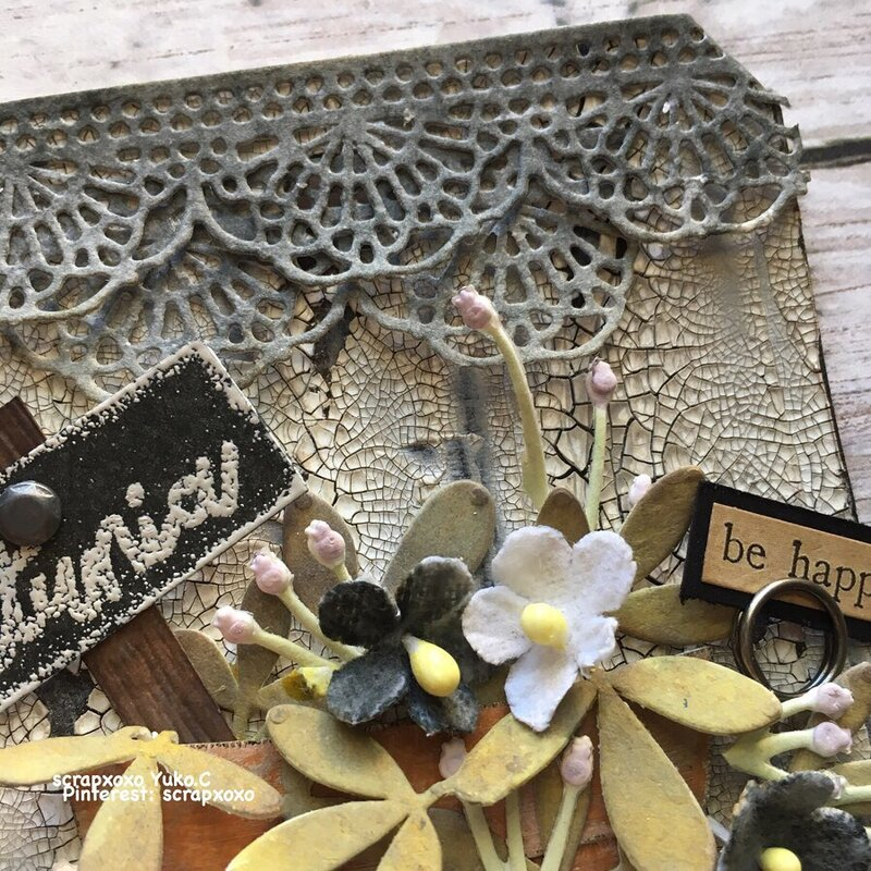 Timholtz potted tag