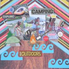 camping (good day sunshine)