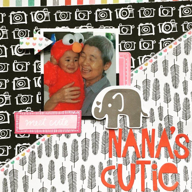 Nana's cutie