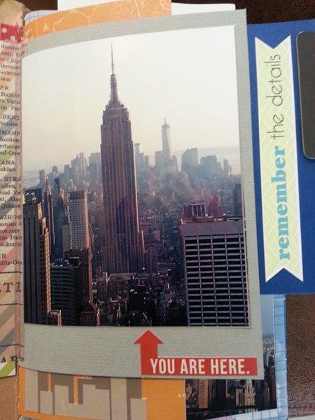 NYC Mini Album (Amy Tan Daybook)
