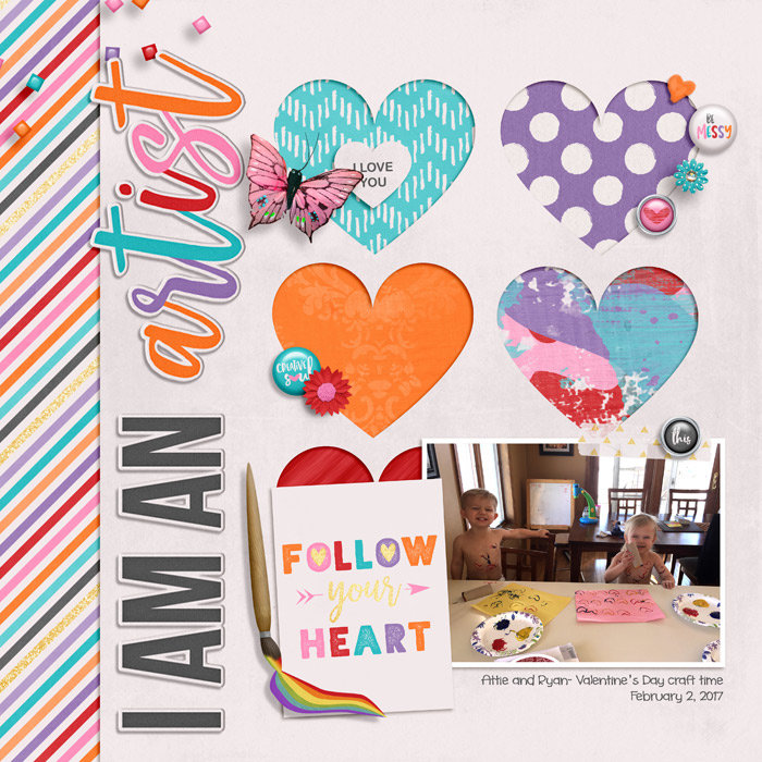 Amber Shaw Follow your heart