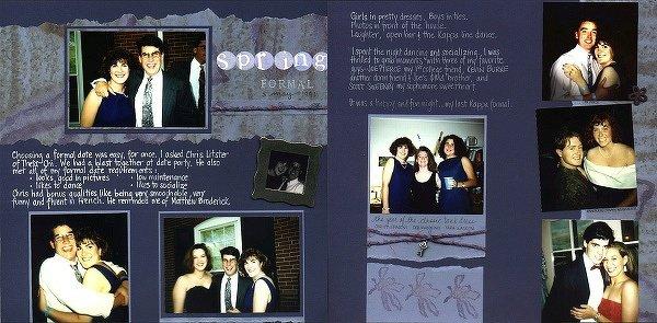 Kappa - Spring Formal 1991 *Club Scrap*