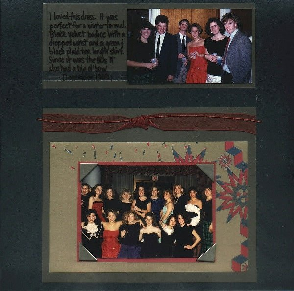 Kappa - Winter Formal 1989  *Club Scrap*