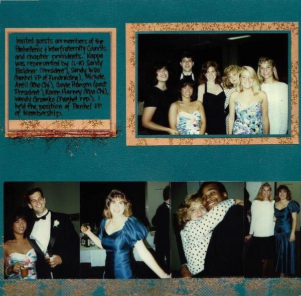 Kappa - Greek Awards 1990  *Club Scrap*
