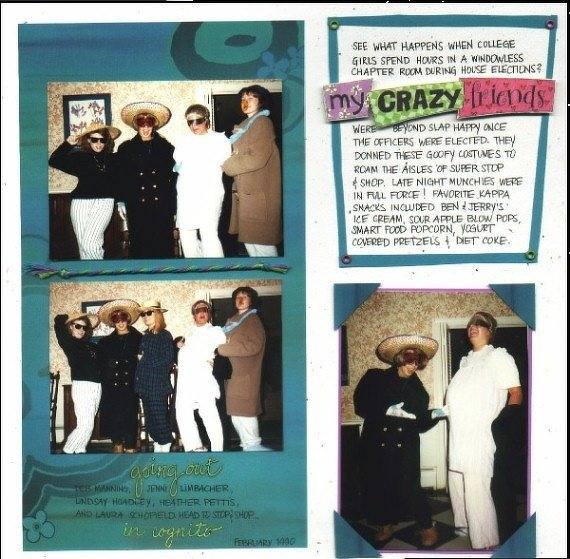 Kappa - My Crazy Friends *Club Scrap*