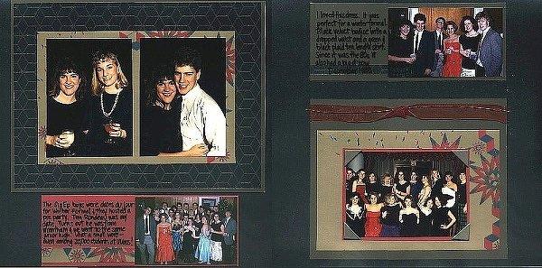 Kappa - Winter Formal 1989  *Club Scrap*