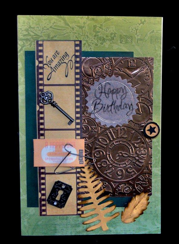 Birthday Card for Husband-Nancy C