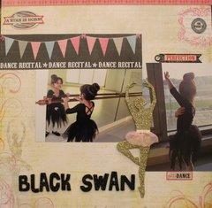 Lil black swan