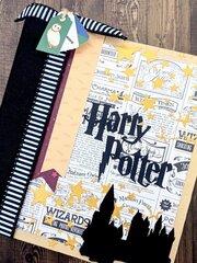 The Making of Harry Potter Mini Album