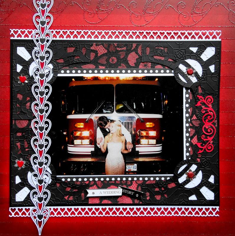 Fire Engines at the Wedding - LHP