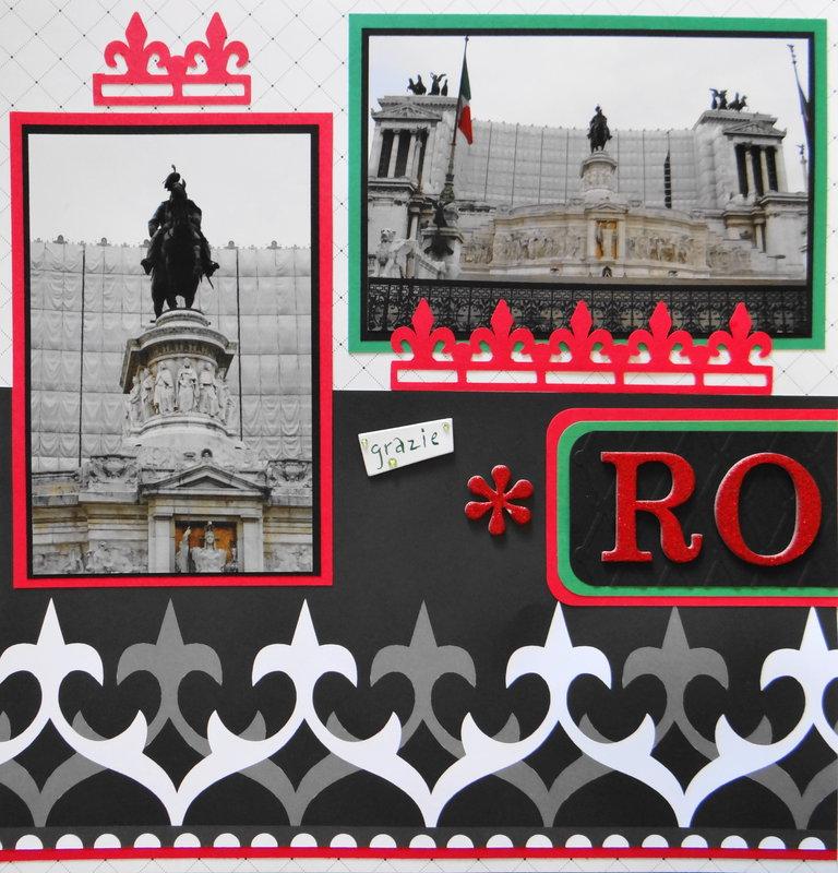 Rome - LHP