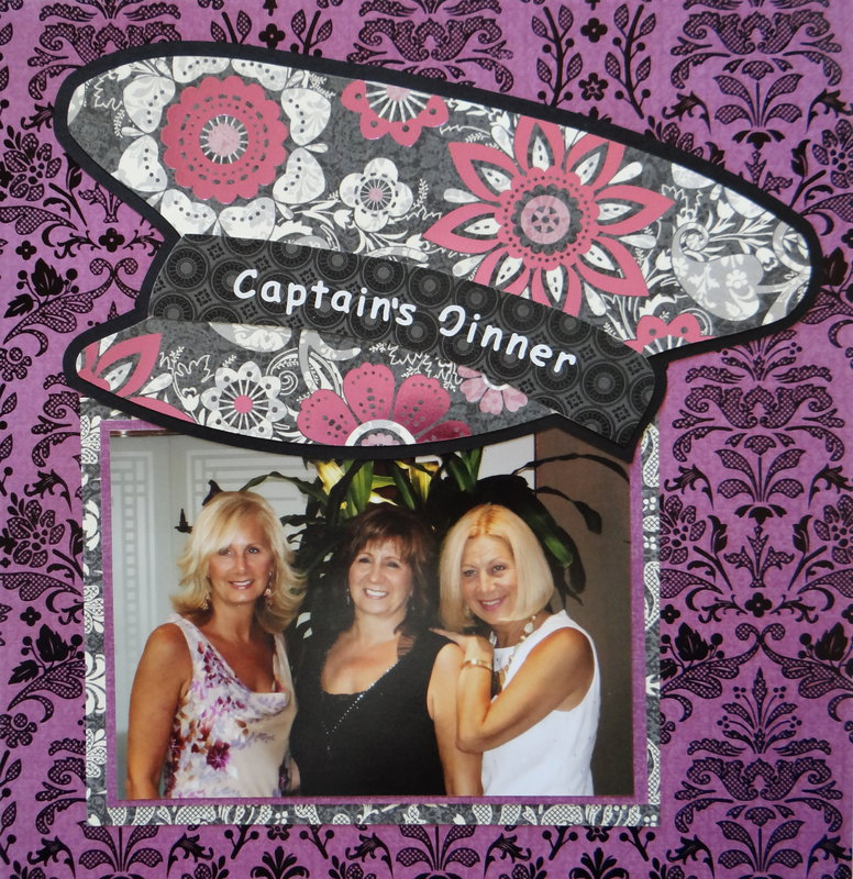 Captain's Dinner - RHP