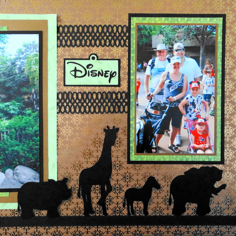 Disney Animal Kingdom - RHP